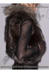 Одежда из натурального меха, жилетки, шубки, полушубки, манто