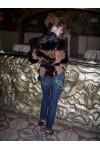 Куртки, куртки с натуральным мехом, джинс, кожа, вельвет