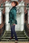 Кардиган женский «Emerald glitter»