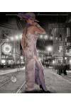 Платье коктейльное «Tie»