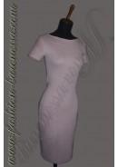 "Платье-футляр ""Blurred pink"""