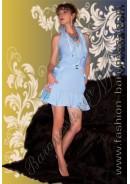 Платье коктейльное «Lazurite»